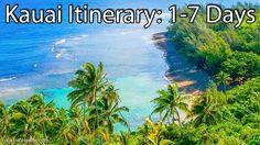 Make sure you look at Day 5 and visit Koloa Rum Company on Kauai!