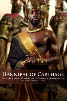 My Kemetic Dreams, kemetic-dreams:  AFRICAN KINGS SERIES | Hannibal...