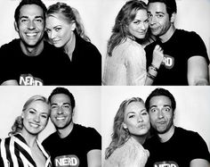 I will always remember them as Chuck and Sarah fro