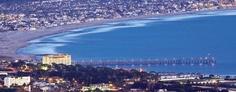 Jim Martin's magnificent panoramic view of San Buenaventura - http://jmshots.com/contact.html