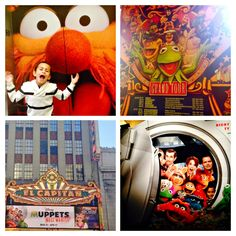 Descubrimos las nuevas aventuras de #MuppetsMostWanted #Peliculas