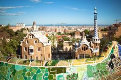 CNTraveller.coms guide to the must-see sights in Barcelona (Condé Nast Traveller)