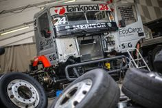 #FIA #ETRC #Navarra #LosArcos #Spain #truckracing #mercedesbenz #actros #racetruck