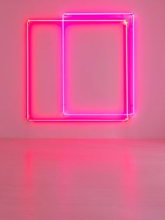 A warming pink glow from this pink neon light structure Tout Rose, Neon Aesthetic, Peach Aesthetic, Pink Art, Light Installation, Everything Pink, Pink Walls, Neon Lighting, Lighting Design
