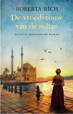 Rich, Roberta - De vroedvrouw van de sultan