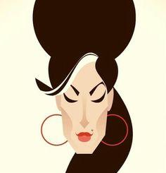 Arte de Amy Winehouse