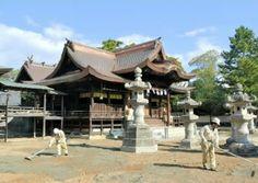 白鳥神社の屋根葺き替えが完了/23日から遷座祭 | 四国新聞社