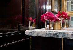 View the portfolio of interior designer Courtney Hill Interiors Luxury Decor, Luxury Interior, Interior Styling, Interior Decorating, Interior Design Portfolios, Top Interior Designers, Bathroom Interior Design, Kitchen And Bath Design Center, Aqua Kitchen