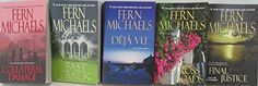 Author Fern Michaels Five Book Set Bundle Collection Incl Fern Michaels, Resale Store, Hard To Find, Textbook, Household, Author, Electronics, Amazon, Toys