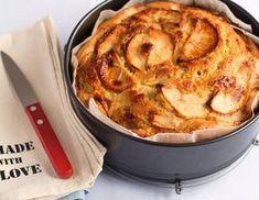 Κάνετε δίαιτα; Φτιάξτε light μηλόπιτα Ratatouille, Fitness Diet, Paella, Macaroni And Cheese, Food To Make, Healthy Recipes, Healthy Food, Sweets, Sugar