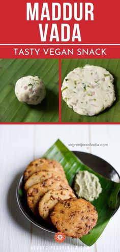 Maddur vada is a vegan evening snack often served in the Indian state of Karnataka. Check out how to make this delicious snack today! #snacks #vegan #SouthIndianfood #appetizer #authentic Veg Recipes, Indian Food Recipes, Snack Recipes, Cooking Recipes, Cooking Tips, Healthy Indian Snacks, Vegetarian Snacks, Evening Snacks Indian, Train Stations