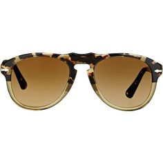 560b10d9e56 Persol Men s Icon Sunglasses ( 360) ❤ liked on Polyvore featuring men s  fashion