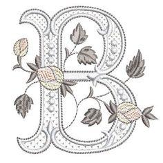 SDS1171 Elegant Silver Rose Font B