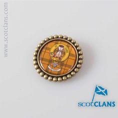 Houston Clan Crest A