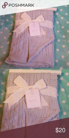 Little Luxury Baby Blanket brand new 100% cotton Little Luxury Other