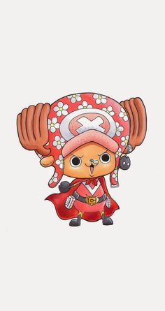 OK, who need tissue paper? Hahaha Tap to see more Tony Tony Chopper Cosplay Wallpapers. One Piece manga/anime wallpapers for iPhone 5/5S, iPhone 6 & 6 Plus #anime #manga #cartoon