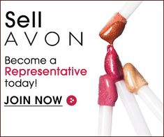 Become an Avon Representative today!  Join online at YourAvon.com/MMcMurrin