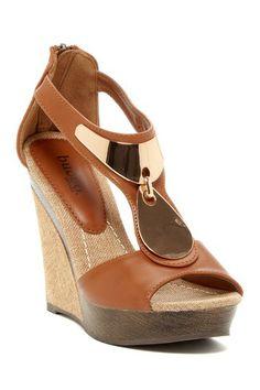 Misodari Wedge Sandal by Bucco on @HauteLook