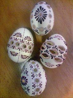 Madeirové kraslice – majenaa – album na Rajčeti Easter Egg Dye, Egg Art, Holiday, Inspiration, Wood, Xmas, Biblical Inspiration, Vacations, Holidays