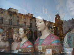 escaparate de Arezzo. © eva para moix