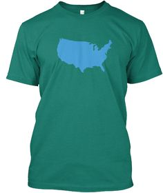 One Nation Tee  (Bold/Simple Back Versions)