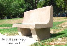 """""""Be still and know I am God."""" Psalm 46:10a #faithfulchoice #bestill"""