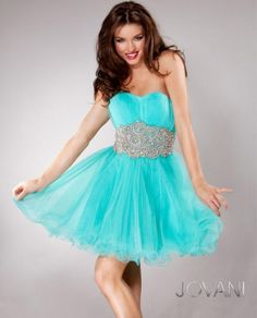 Shop for Jovani prom dresses and ball gowns at PromGirl. Designer prom gowns, elegant evening gowns for galas, and long designer pageant gowns. Short Strapless Prom Dresses, Prom Dresses Jovani, Grad Dresses, Tulle Prom Dress, Dressy Dresses, Prom Dresses Blue, Dance Dresses, Homecoming Dresses, Short Dresses