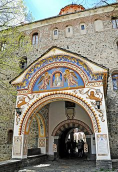 Rila Monastery was founded in the 10th century by St. John of Rila, a hermit canonized by the Orthodox Church. His dwelling and tomb became a holy site and were transformed into a monastic complex which played an important role in the spiritual and social life of medieval Bulgaria.