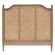 Appreciate a classic Parisian aesthetic with the Marseille Rattan Bed Head, Weathered Oak from Hudson Furniture. Bedroom Furniture Online, Bed Furniture, Furniture Shopping, Furniture Ideas, Furniture Cleaning, Outdoor Furniture, Interior Exterior, Home Interior, Farmhouse Interior