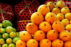 Pangasinan mangoes