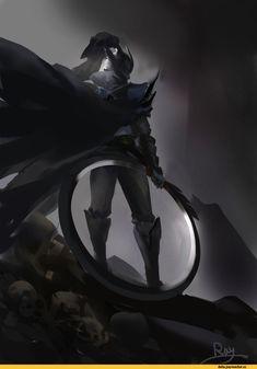 #Dota2 Mortred the Phantom Assassin,Dota,фэндомы,Dota Art,песочница,Ray
