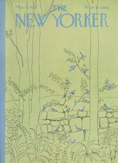 The New Yorker - Saturday, May 1966 - Issue # 2152 - Vol. 42 - N° 12 - Cover by : David Preston Photo Wall Collage, Picture Wall, Collage Art, Room Posters, Poster Wall, Poster Prints, New Yorker Covers, The New Yorker, Kunst Poster