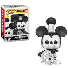 New 90th Anniversary Mickey Mouse Funko Pops are on their way! These are so cute I cant wait to see them! #funko #popvinyl #funkopop #popcollector #disneypops #disneyfunko #disney #mickeymouse #mickey90 #steamboatwillie #likeforlike #disneygram #disneypage #disneycollector #disneyfollow