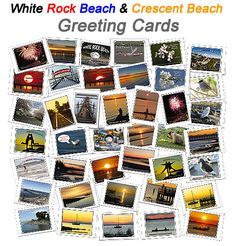 The White Rock Beach Gallery – Featuring the work of ARTographer Ric Wallace British Columbia, Greeting Cards, Rock, Gallery, Beach, The Beach, Skirt, Locks, Beaches
