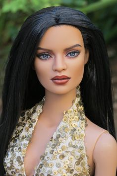Prego: New Dolls in the House. Zaria (Esme) and Sedona (Jac) both repainted by…