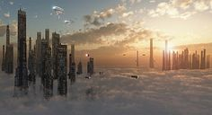 Science Fiction Worlds – Inspired by the Power of Dreams « Cruzine