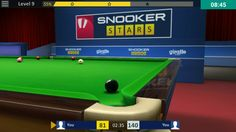 Break Snooker 147 on Android Game Snooker Star