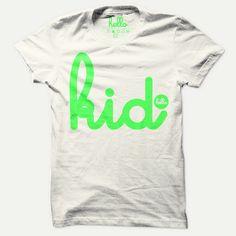 I want this Neon Organic (Kids) T- Shirt from Hello Apparel (via @hellomerch)