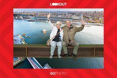 A'DAM Lookout - 360º Amsterdam & Sensational Swing