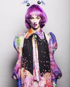 Romance Was Born's Mushroom Magic Fashion Show