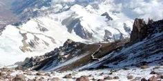 Aconcagua Mountain, The Andes, Argentina