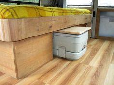Campervan Bed Design Ideas 48