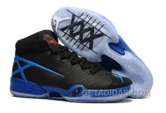 """Discover the Air Jordan 30 XXX """"Hornets"""" PE 2016 Authentic group at Pumarihanna. Shop Air Jordan 30 XXX """"Hornets"""" PE 2016 Authentic black, grey, blue and more. Get the tones, gat what is coming to one the features, earn the look! Cheap Puma Shoes, New Jordans Shoes, Nike Air Jordans, Pumas Shoes, Nike Air Max, Adidas Shoes, Cheap Jordans, Cheap Sneakers, Mens Jordans"""