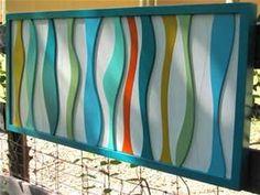 Mid Century Modern Art - Quilt idea