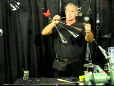 Kinetic Mobile Sculpting with Bud Scheffel http://www.youtube.com/watch?v=O0VKpmsj1nA