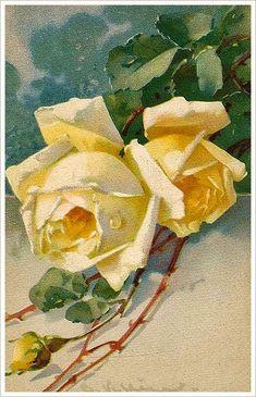 """Un articolo di Dindi           Il sito russo dove ho trovato le cartoline della Klein presentate col titolo """" Un sogno in rosa"""" si è rivel..."""