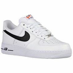 Nike Air Force 1 - Low - Men's $89.99 Selected Style: White/Black/White Width D: Medium Product #: 88298158