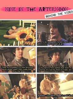 """Look at those photos. Look at those photos and tell me that Ryden wasn't real. And don't pull that shit like """"Oh but Brendon and Dallon do the same shit"""" because no. With the faces they pull and the extravagant way they perform their """"relationship"""" you can tell clear as day that Brallon is an act to mess around on stage and get people riled up. You see none of that with Ryden because it wasn't a joke, okay?"""