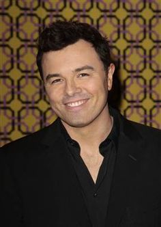 Seth MacFarlane, one of the most sucessful comedy writers of our generation. I want to meet him just so he can give me career advice.