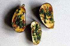 { Little Accidents in the Kitchen }: Breakfast Sunday XXXVII & miso glazed eggplant